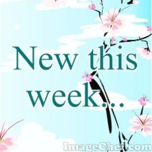 Check back weekly for tons of new items!
